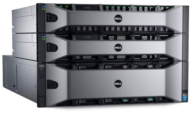 戴尔发布全新SCv3000系列中端存储