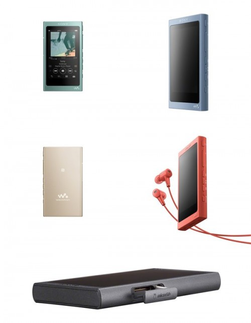 "IFA2017:大法""平民款""Walkman来了!"