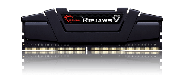 芝奇DDR4 3200MHz CL14 128GB(8x16GB)内存套装
