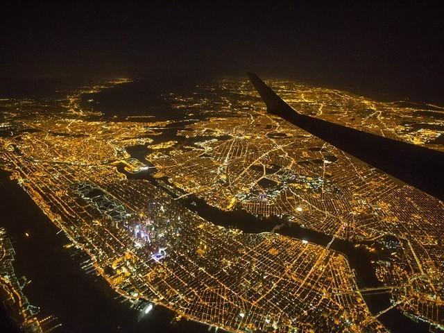 鹰眼中的世界 如何在飞机上拍风光大片
