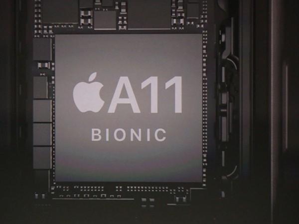 苹果A11X芯片首曝:7nm工艺8核心默秒全