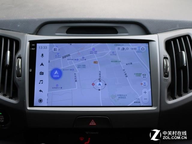 UI简洁功能均衡,极豆D1S智能车机评测