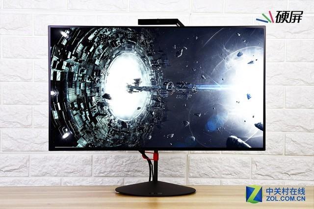 极简办公美学 ThinkVision X1二代显示器评测