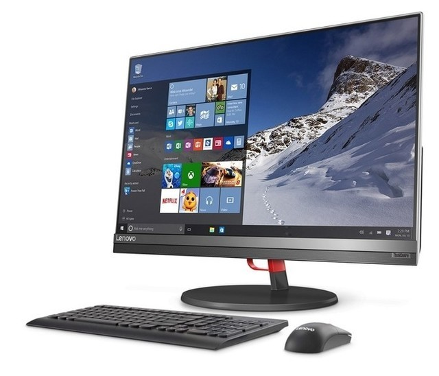 颠覆商用PC形态 ThinkCentre E95z一体机