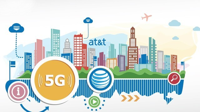 AT&T: 5G将在3到5年内成为宽带替代品