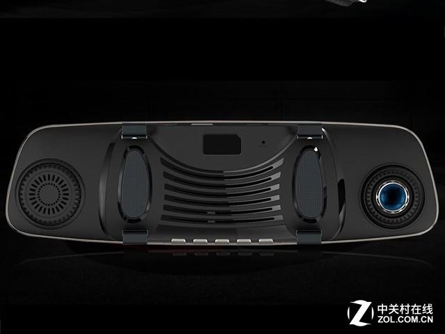 2.5D曲面屏 丁威特S5智能镜京东仅688元
