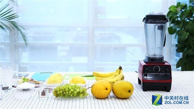 《食器》第一期:具备粉碎一切力量的料理机