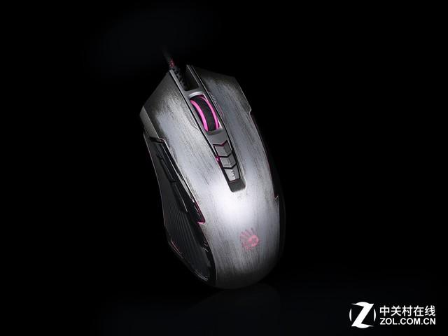 光微漫彩 血手幽灵P93游戏鼠标评测