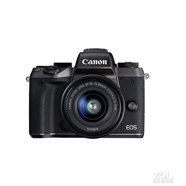便捷且专业 佳能EOS M5微单相机北京9折