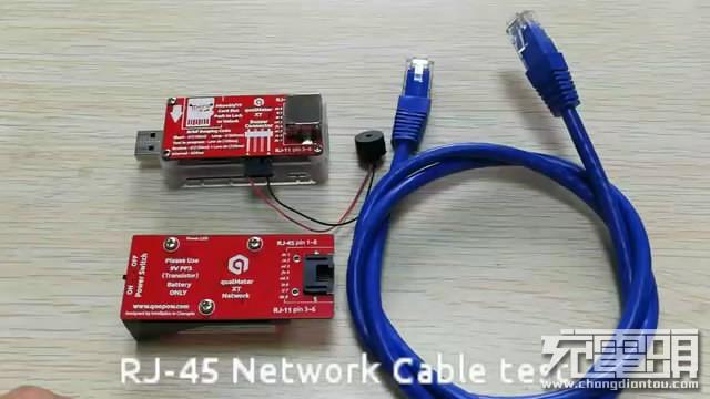 qualMeter XT:线缆质量好坏一测便知