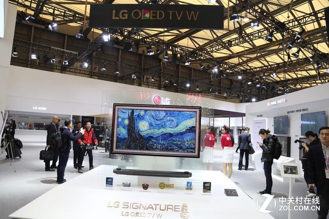 杜比全景+OLED屏!LG壁纸电视技术解析
