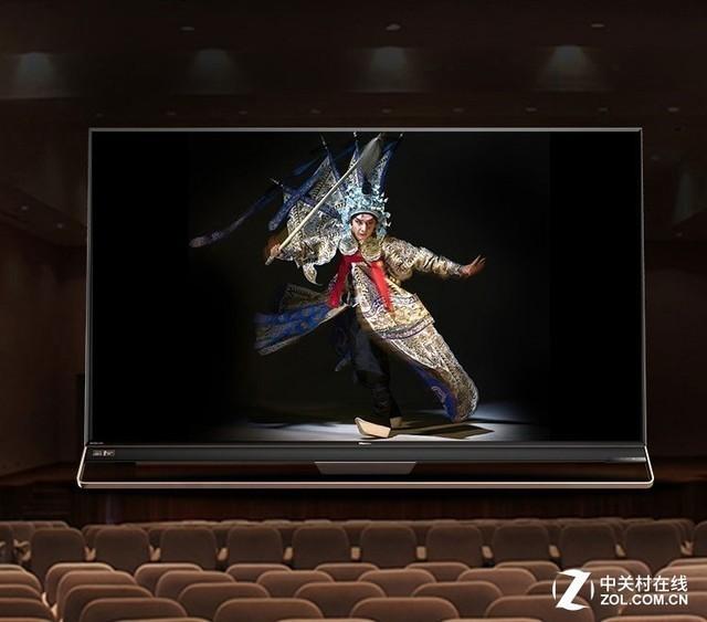画质代言人!海信75寸ULED电视京东促销