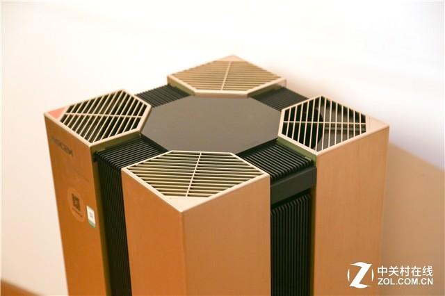 智享洁净 艾吉森T02高端空气净化器首测