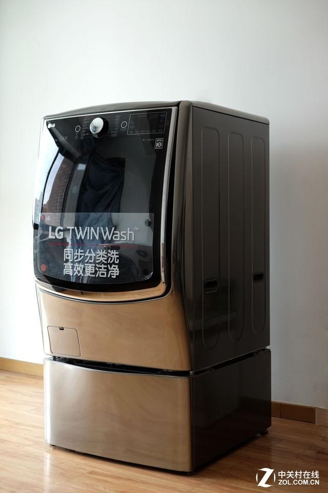 LG洗衣机技术解析