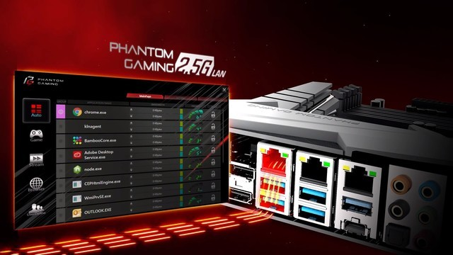 首搭2.5G网口 华擎Z390 Phantom Gaming 9曝光