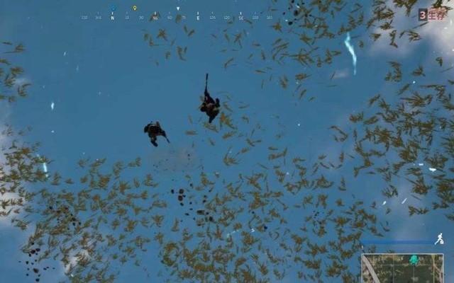吃鸡什么卡最经济?8款显卡角逐机场跳伞