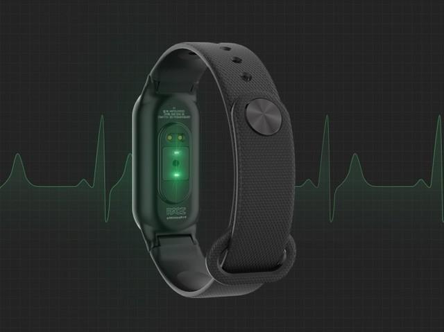 通过运动社交 腾讯Pacewear S8手环