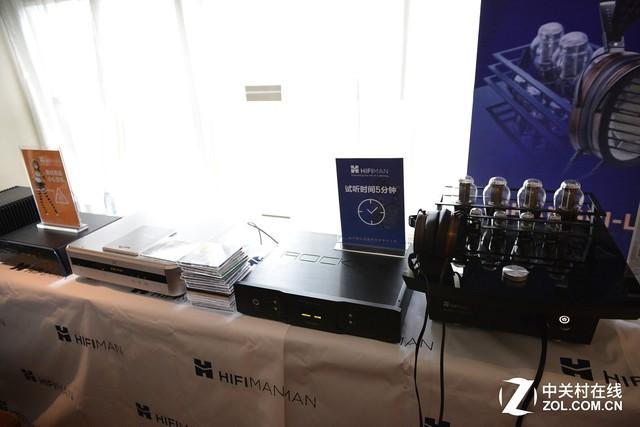 HiFiMAN强势来袭 重磅产品引爆Z·HIFI