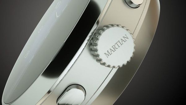 Martian Watches推出mVoice G2混合腕表