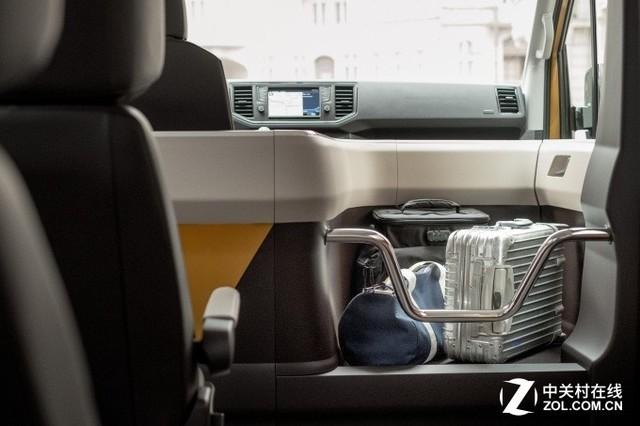 内置车载无线网络 又一款智能汽车要来了