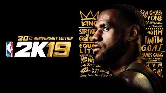 《NBA 2K19》正式登陆Steam 售价199元