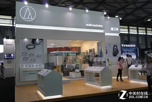 给力老铁 铁三角强势亮相CES Asia 2017