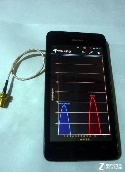 教你如何改装手机 增加wifi外置天线