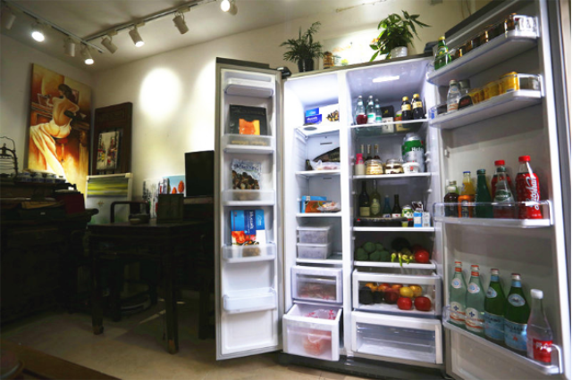 精细分区保鲜不串味 三星冰箱让美味常驻