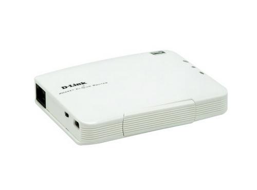 D-Link DIR-506L便携式迷你3G无线路由器