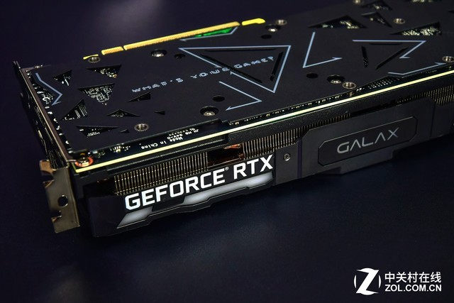 影馳GeForce RTX 2070評測