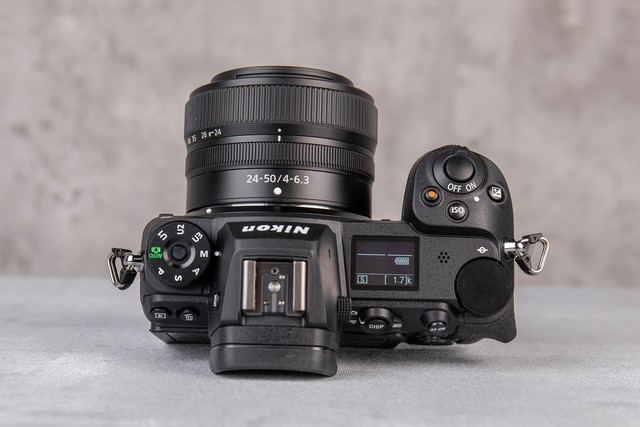 视频拍照更强大 尼康Z6 II全画幅微单相机
