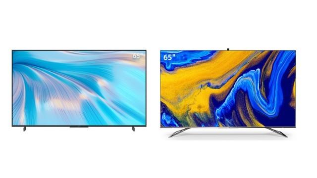 同样的尺寸却相差几千元,大屏电视怎么选才划算?