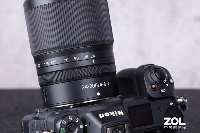 万能旅行神头 尼康Z 24-200mm镜头值得入手