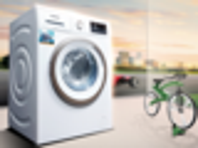 今日钜惠:西门子洗衣机立减300只需2698元
